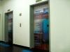 Adesivo de porta de elevador