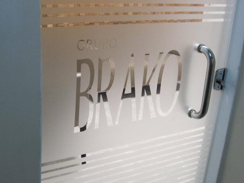 Armario Lavadora Carrefour ~ Adesivo jateado para vidro Comunicaç u00e3o Visual SP